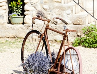 bicycle, Provence