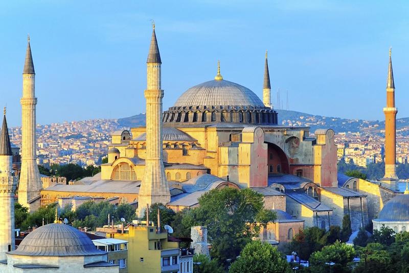 Turquia e a Mágica Istambul