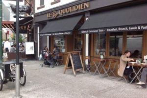 Café da Manhã@Le Pain Quotidien NY