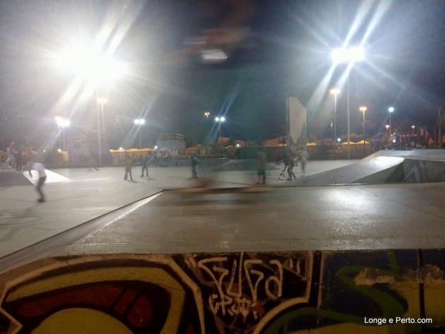 Pista de Skate em Aracaju
