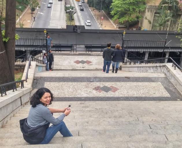 Mirante Nove de Julho São Paulo