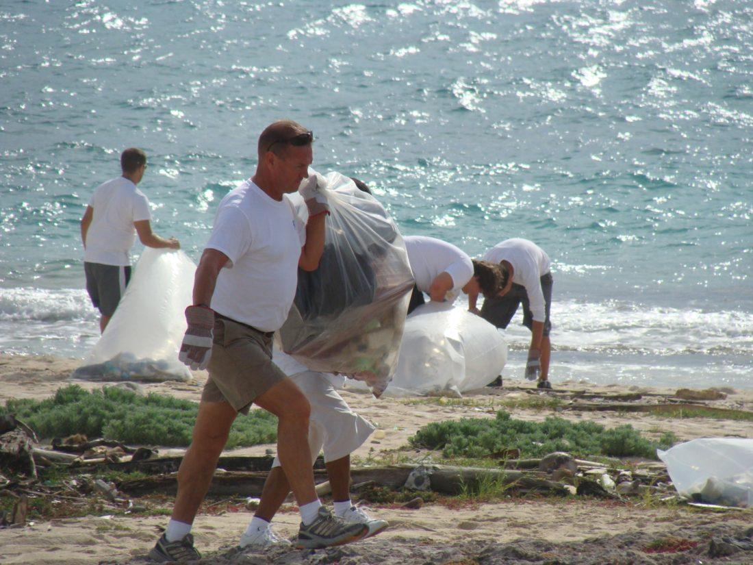 Dia Nacional de Limpeza da Costa 1
