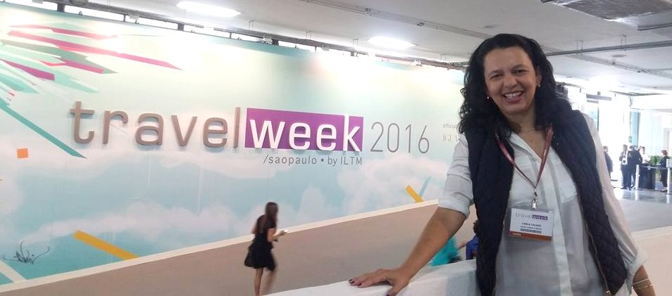 Travel Week São Paulo 2016