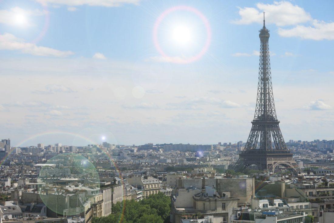 6 Dicas de Paris editadas com BeFunky