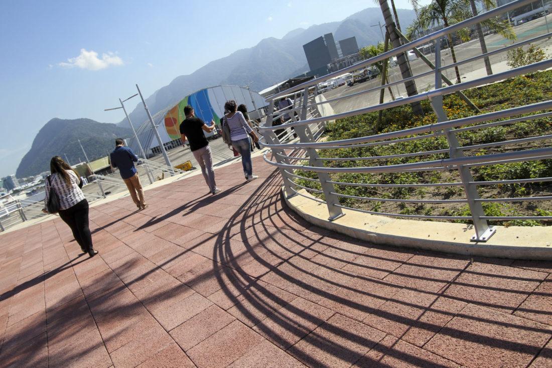 Visita Parque Olimpico Barra