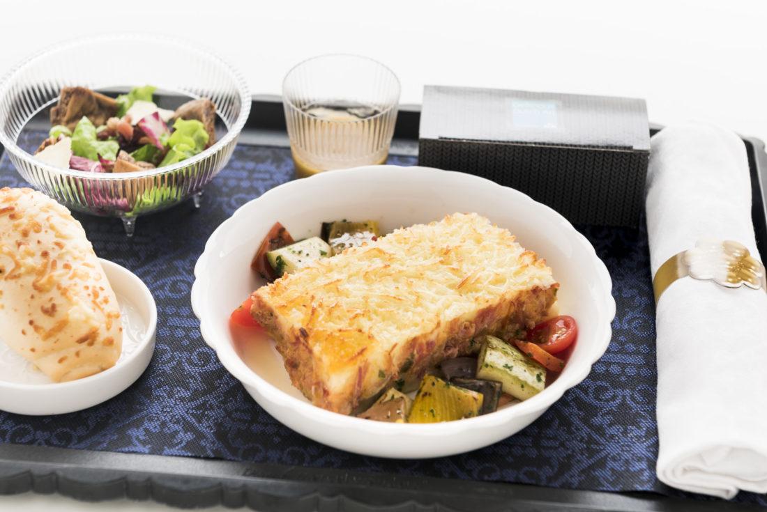 Gratinado de Mandioca com Carne Seca - Business Class (3)