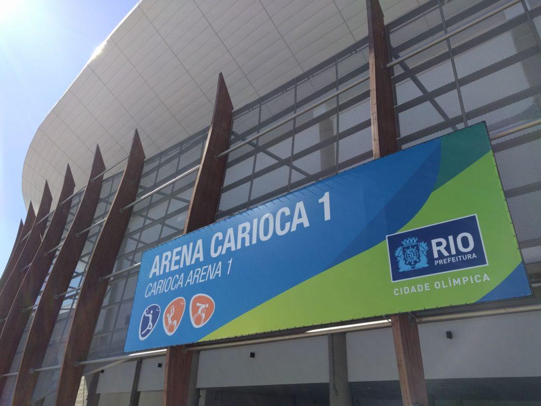 Parque Olimpico da Barra - Arena Carioca 1