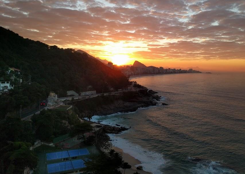Sheraton Grand Rio & Resort, Avenida Niemeyer no Rio de Janeiro