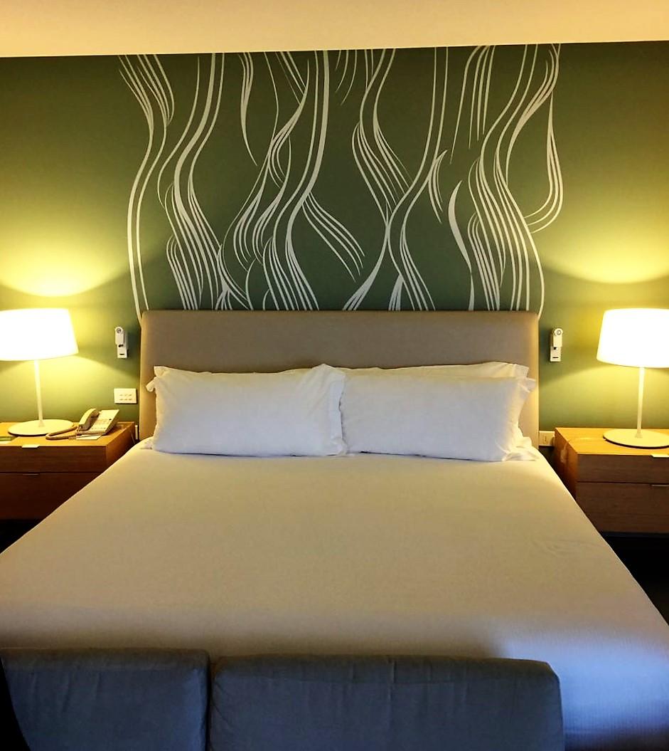 Grand Hotel - quarto