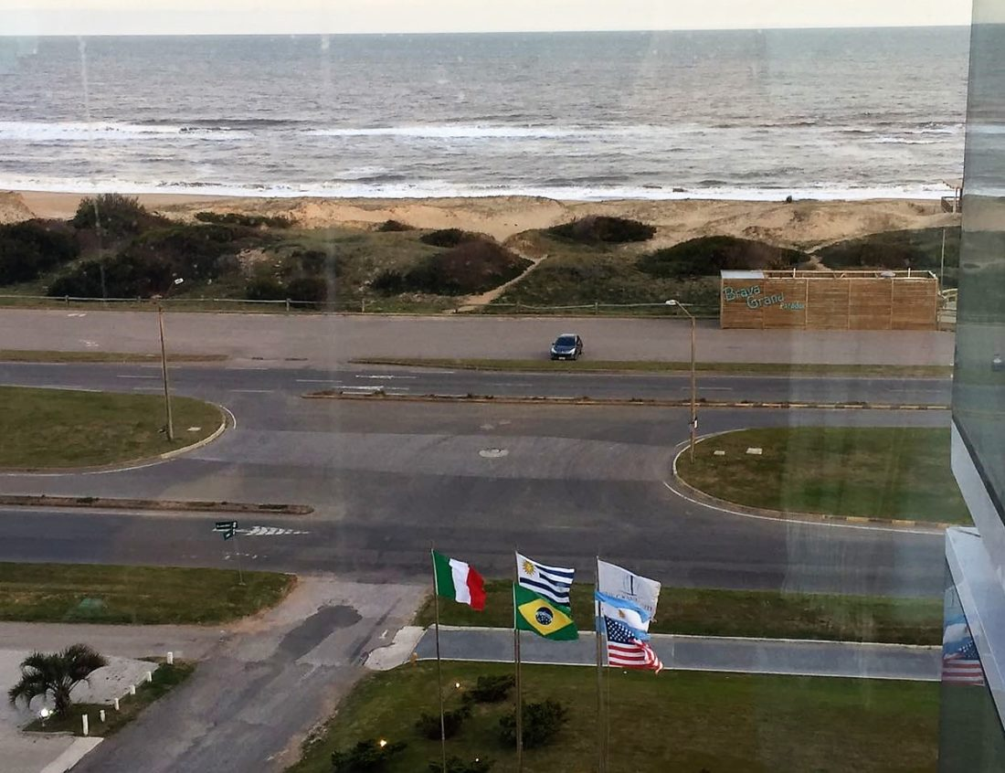 grand hotel - vista