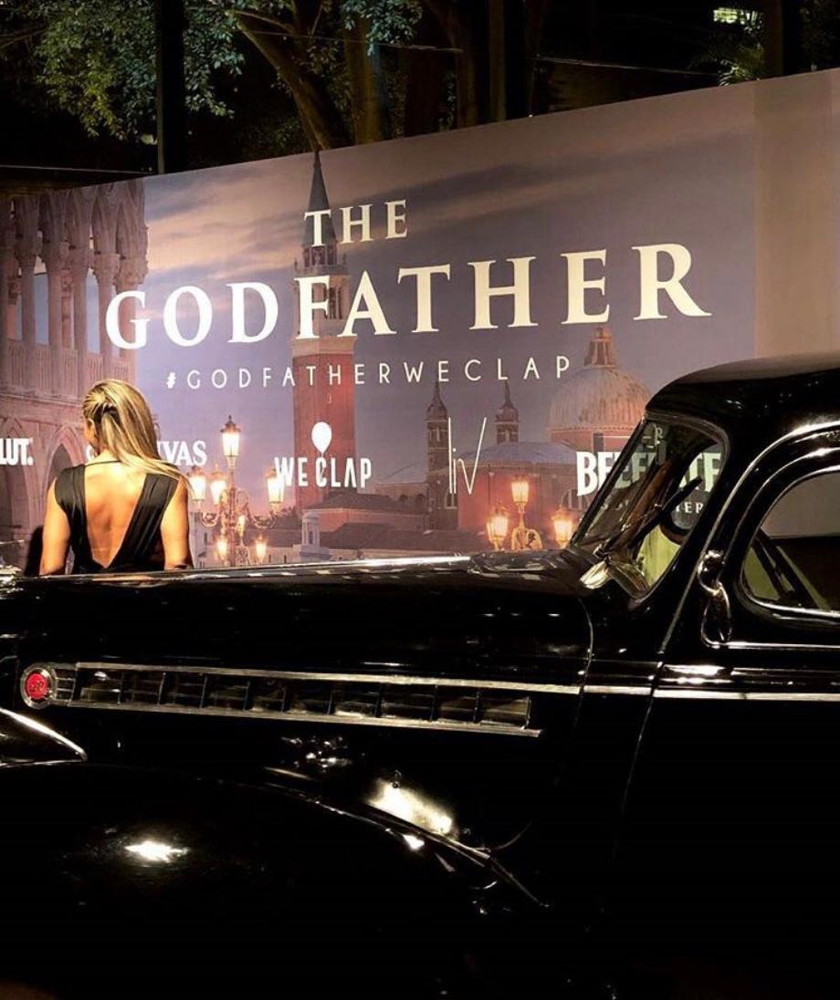 The GodFather, uma noite de gala em São Paulo