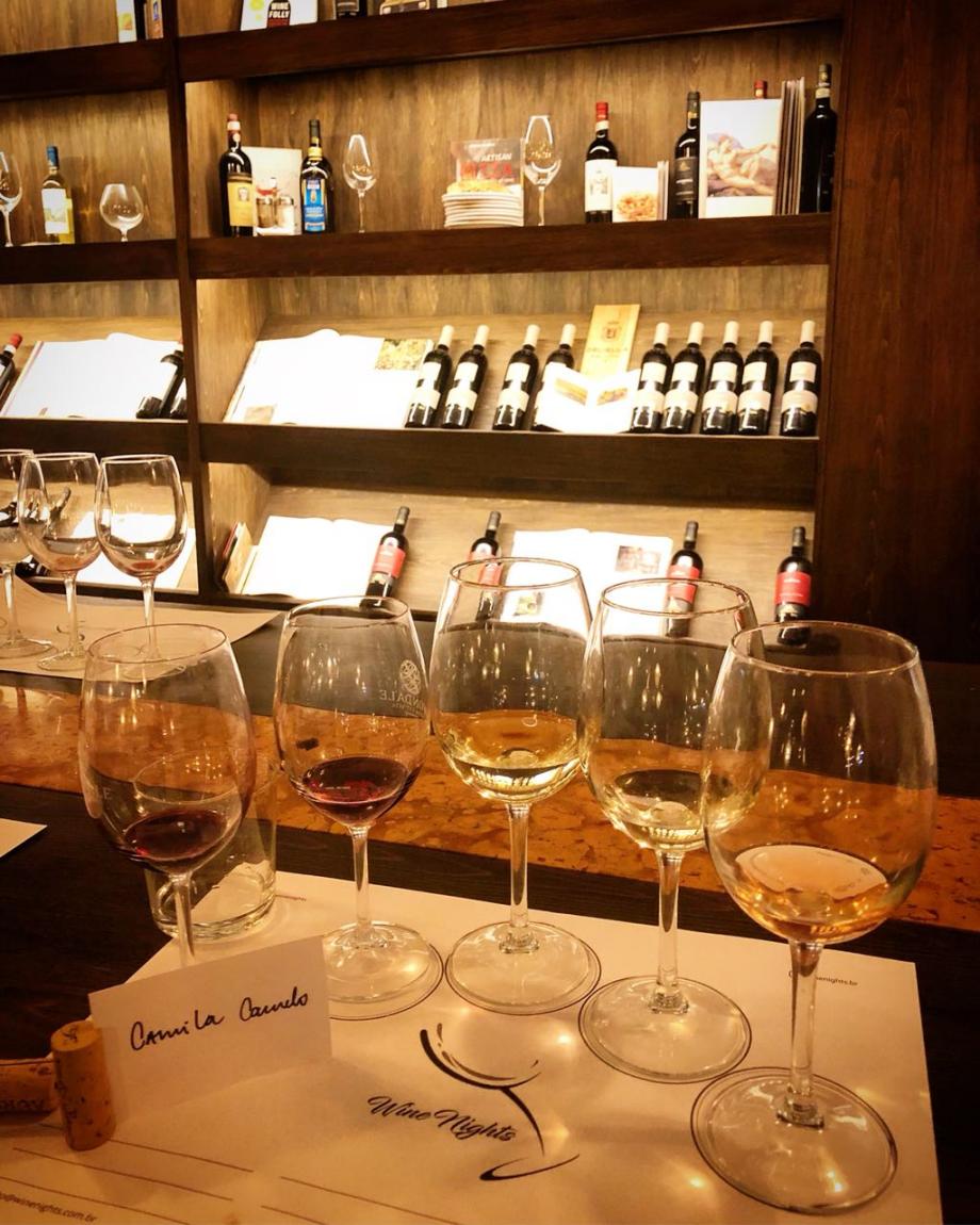 Winenights – Noites Especiais Regadas a muito Vinho