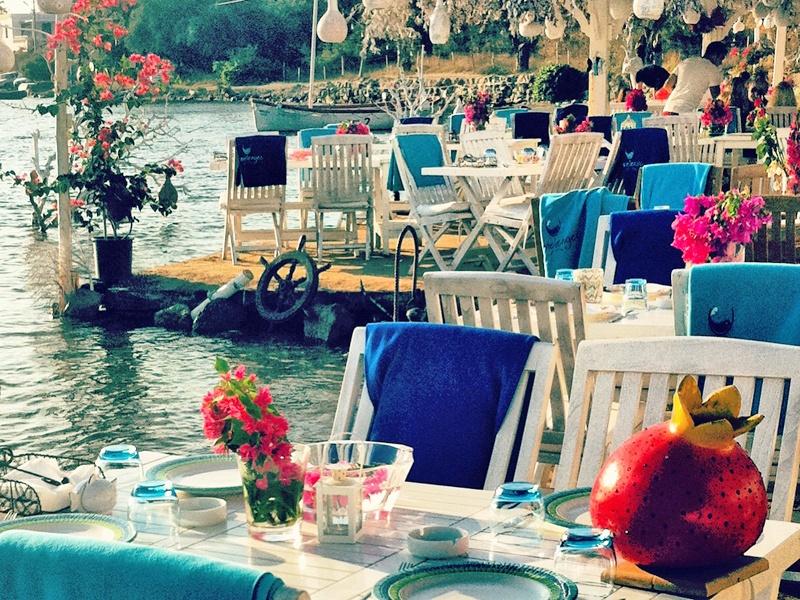 Bodrum – Restaurantes e Hoteis na Riviera Turca