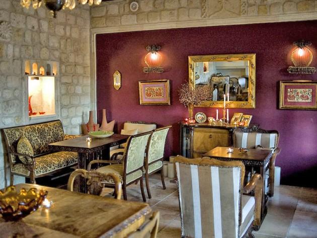 Capadócia - Restaurantes - Ziggy Cafe