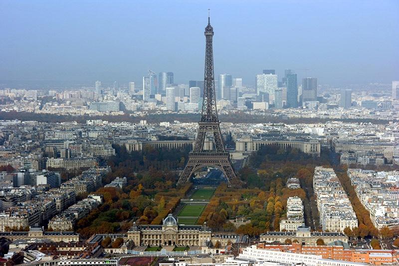 Cidades do Coração:                       Paris e Nova York
