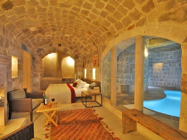 Capadócia - Hotéis - Argos In Cappadocia Hotel (1)