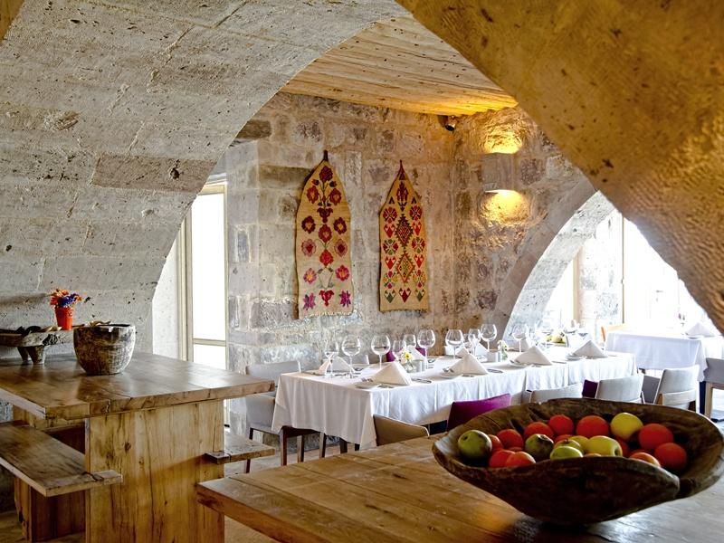 Capadocia restaurantes e hoteis longe e perto dicas - Restaurante argos ...