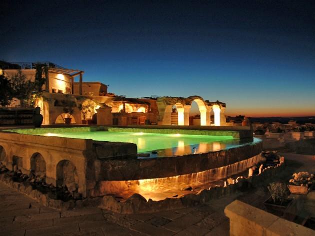 Capadócia - Hotéis - Museum Hotel Cappadocia