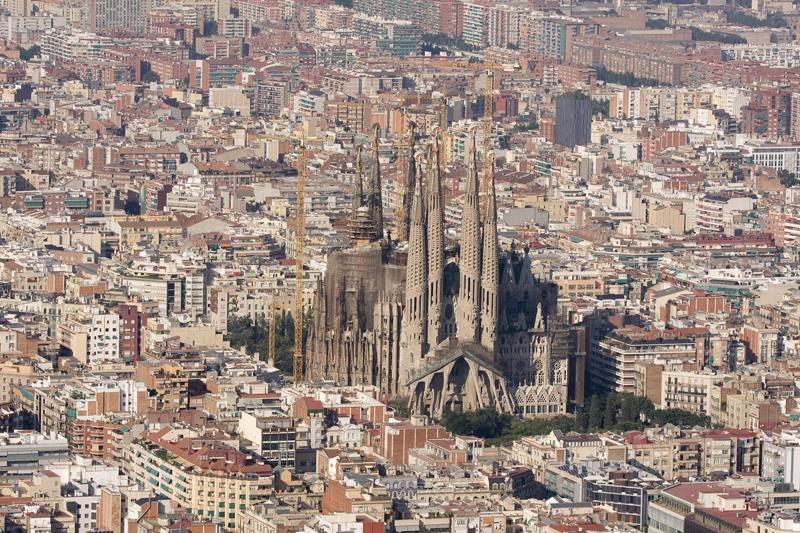 Barcelona, a cidade multifacetada
