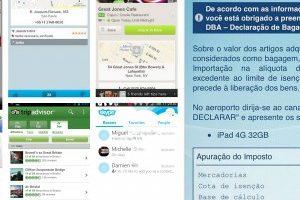 Confira 7 aplicativos para planejar e curtir uma boa viagem