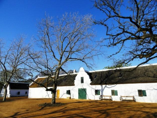 Babylonstoren Farm Hote