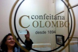 A Tradicional Confeitaria Colombo