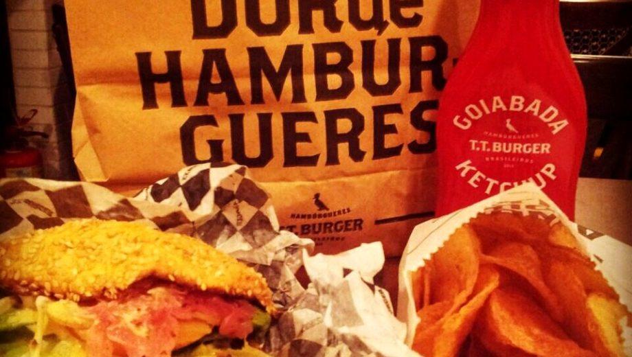 TT Burger o melhor hambúrguer carioca