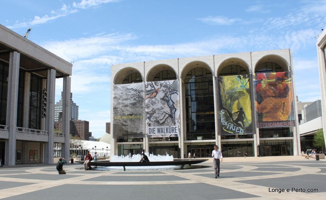 Lincoln Center New York