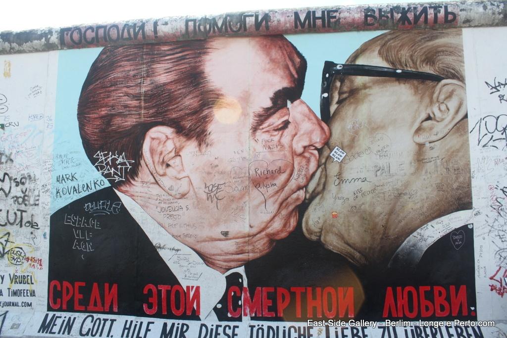 Berlim – East Side Gallery