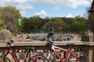 Passeio de bicicleta no Central Park, Nova York By Bike