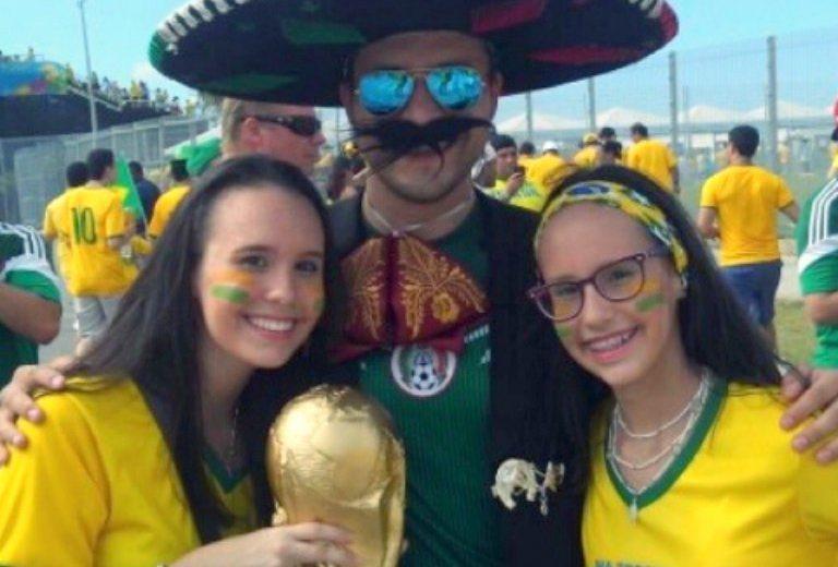 Arena Castelão, Brasil e México – Nossos leitores contam tudo