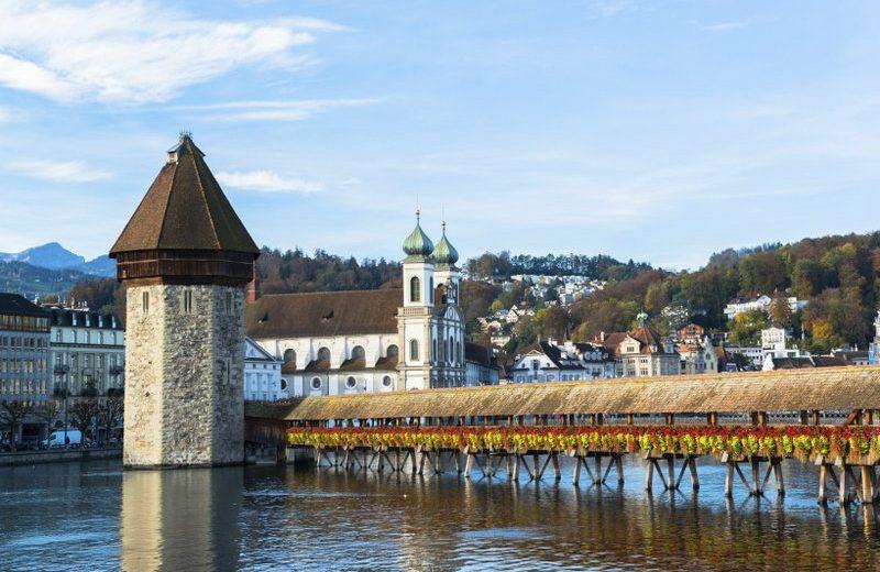 Suiça – Zurique e  Lucerna
