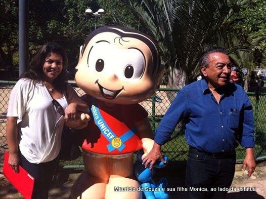 Monica Parade chega ao Rio de Janeiro