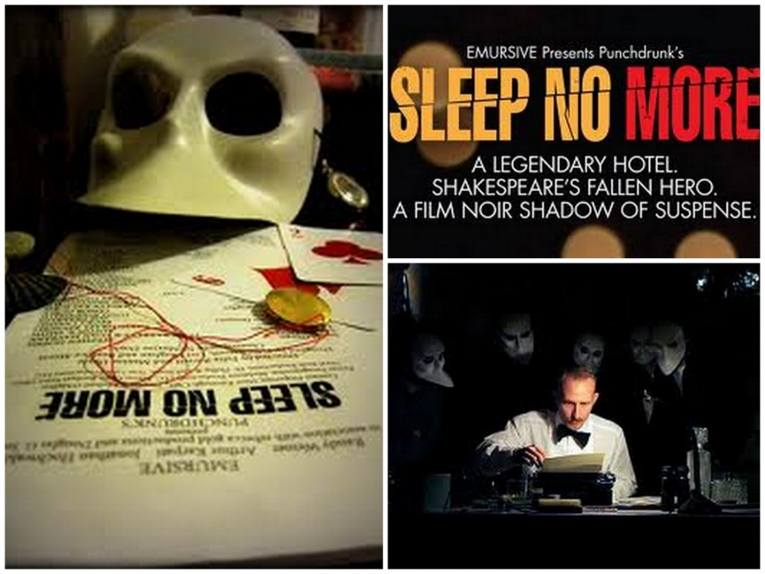 Sleep No More – Off Broadway Amazing Experience