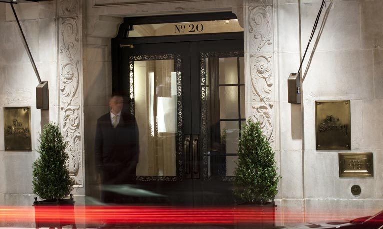 The Surrey, O Hotel Relais & Chateaux em Nova York