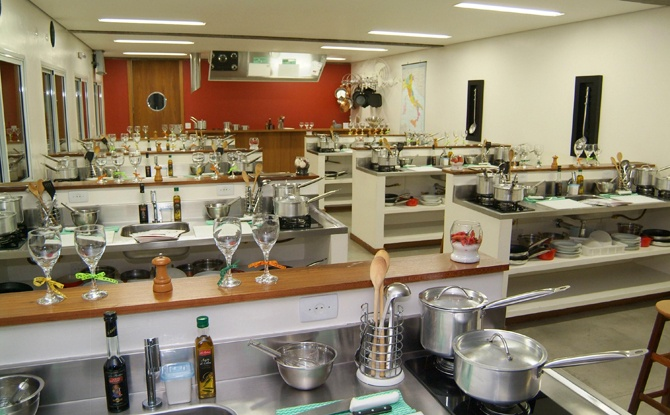 Curso de Gastronomia em São Paulo – Accademia Gastronomica