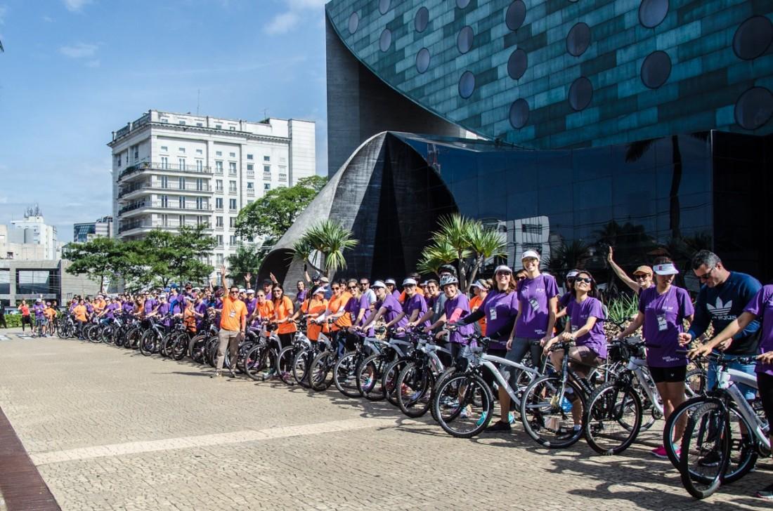 Bike Day em São Paulo