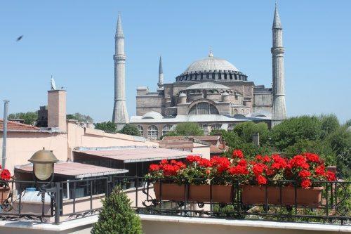 Celal Sultan, Nosso Hotel em Istambul Turquia