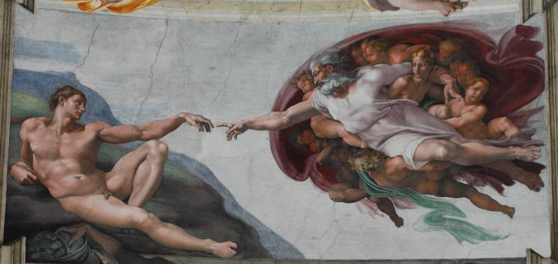 Lembranças do Vaticano – Capela Sistina