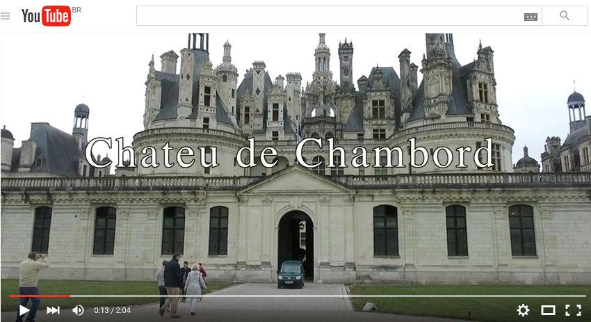 TV Longe e Perto – Castelos do Vale do Loire França
