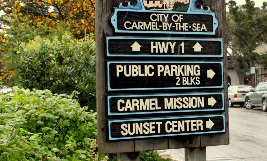 California – Carmel e Monterey – 17 Mile Drive