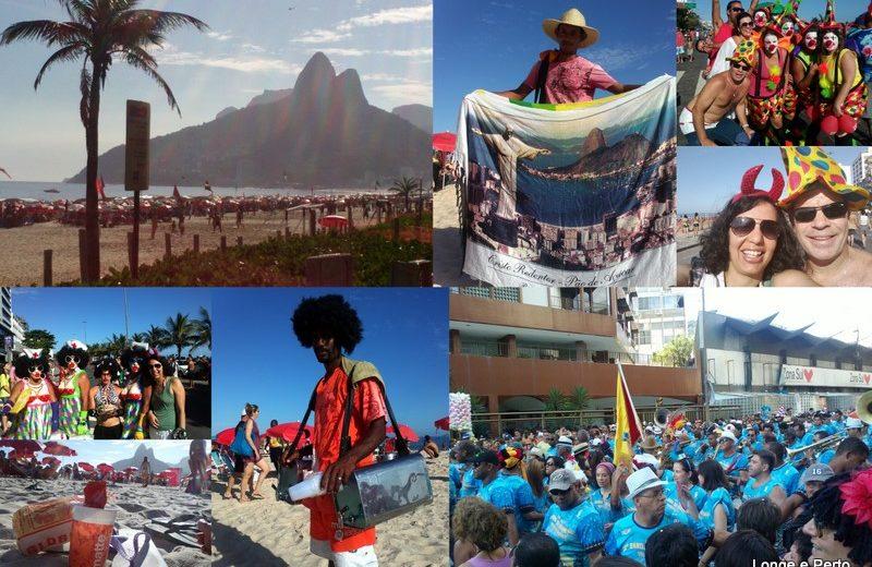 Sábado de Carnaval em Ipanema