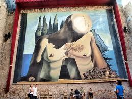 Museu Salvador Dali em Figueres na Espanha