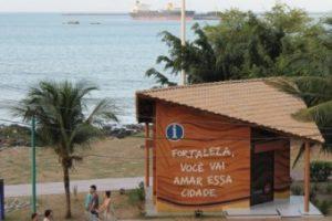 Fortaleza cidade de Iracema, de Farah Diba de muitos queridos do meu coração!