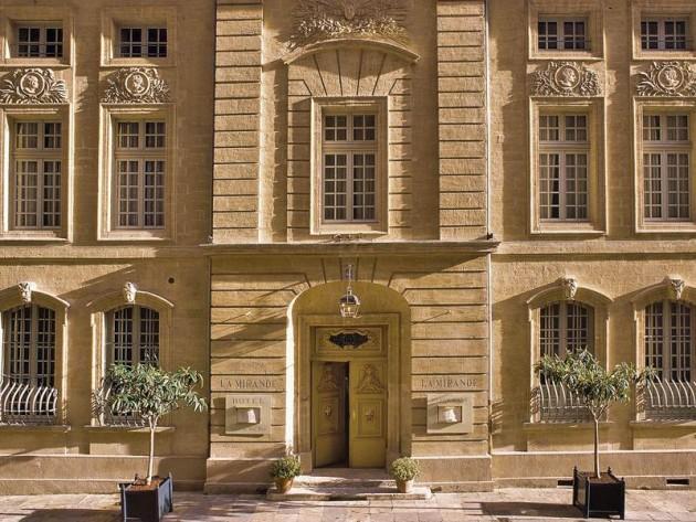 Hotel - Le Mirande