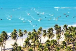 Um paraíso, ainda não descoberto, no Ceará Terra da Luz! Icaraí de Amontada!