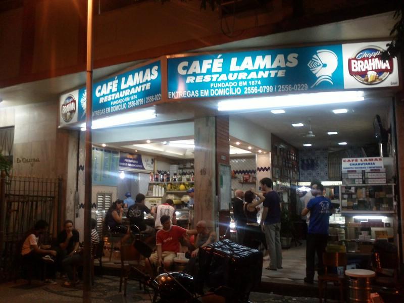 Café Lamas Restaurante – Tradição no Rio de Janeiro