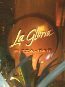 La Gloria Pizza Bar em Moema