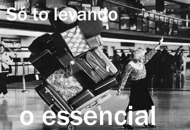 Nove dicas para organizar sua mala de viagem