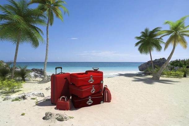 Dicas para Organizar a Mala de viagem no  Verão